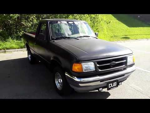 1997 Ford Ranger the beast xlt