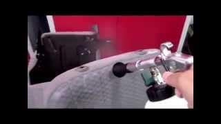 Pistola de Limpeza Tornador Black Z-020K Car Tool