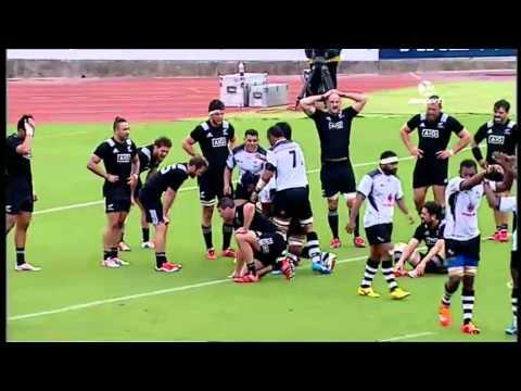 Fiji v Maori All Blacks Match Highlights