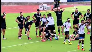 Fiji v Maori All Blacks Match Highlights