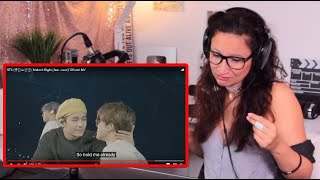 Vocal Coach Reacts - Bts  방탄소년단  'make It Right  Feat. Lauv
