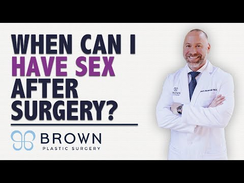 Sex after Breast Surgery