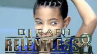 DJ Raph Relentless 8 Snippet ft: Willow Smith - Whip My Hair Vs Rusko + Sub Focus - Hold On!