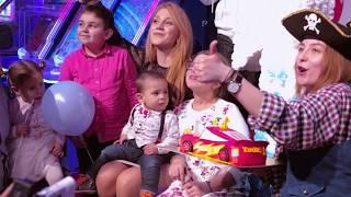 Детский день рождения. Развлекательный центр MEGA KIDS - Кишинев.
