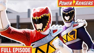 World Famous! (In New Zealand) 🗺️ Dino Charge 🦖 FULL EPISODE   E17 ⚡ Power Rangers Kids ⚡ Action