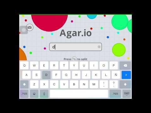 ¿Como Ponerse Una Skin en Agar.io En iPad, iPhon y iPod Touch, TODOS LOS SKINS EN LA DESCRIPCION...