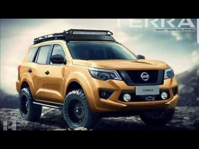 This 2019 Nissan Terra 4WD is the new rival of Fortuner, Montero, MU-X & Everest