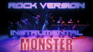 EXO 엑소 'Monster ROCK Version' Instrumentl | MV