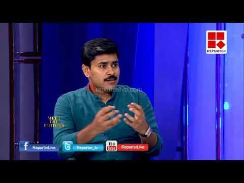 Meet the editors with director B Unnikrishnan_Reporter Live