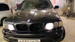BMW X5 ремонт двигателя (полная версия)(, 2015-10-31T12:54:03.000Z)