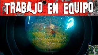 TRABAJO EN EQUIPO con Vegetta y Fargan | PLAYERUNKNOWN'S BATTLEGROUNDS (PUBG)