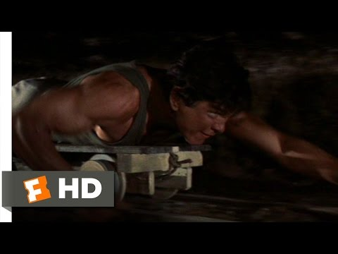 The Great Escape (7/11) Movie CLIP - The Tunnel Keeps Collapsing (1963) HD