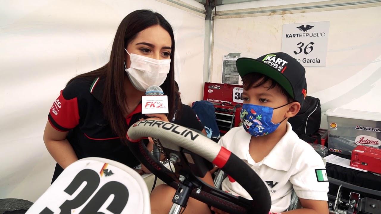 Entrevista Mateo García Fecha 4 Gran Final 2020