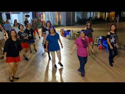 Sister—Christmas Line Dance Party 9 Dec 2017 @ Tampines Changkat Zone 4 RC