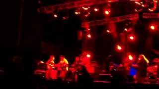 Widespread Panic - Red Hot Mama Arlene 01-27-2015, Punta Cana