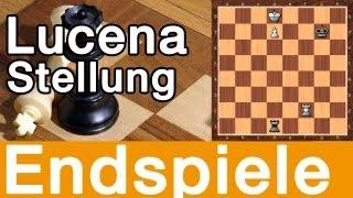 Lucena-Stellung [Endspiel #001]