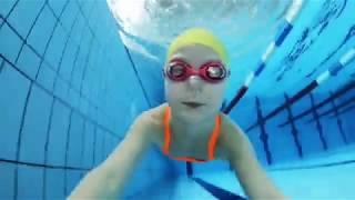 Подводная видеосъемка в Москве | Синхронное плавание с Полиной