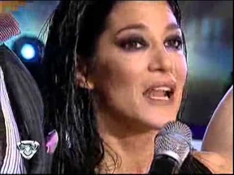Showmatch 2010 - Dura pelea entre Silvina Escudero y ...