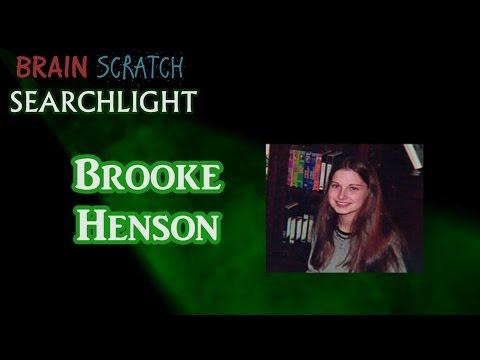 Brooke Henson on BrainScratch Searchlight