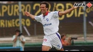 Gambar cover Aguiar a Nacional y recordamos al Lucho Romero Nacional Kesman 3 a 2 a Peñarol 05/12/2004