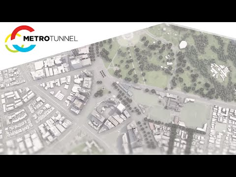 Metro Tunnel - Upcoming changes to St Kilda Road