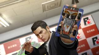 Yakuza 0 (Story) Sub-stories : Pocket Circuit Fighters