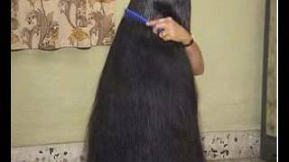 women Headshave long bald video new hd 720p