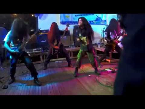 Humiliation Death Metal Malaysia -2