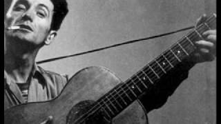 Tear the fascist down - Woody Guthrie