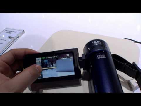 Samsung WiFi Camcorder QF20 (English)
