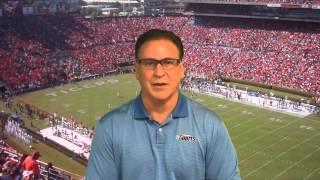 south carolina vs auburn 2014 college football