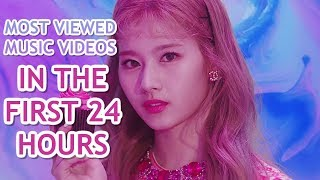 Most Viewed K Pop Group Mv In The First 24 Hours