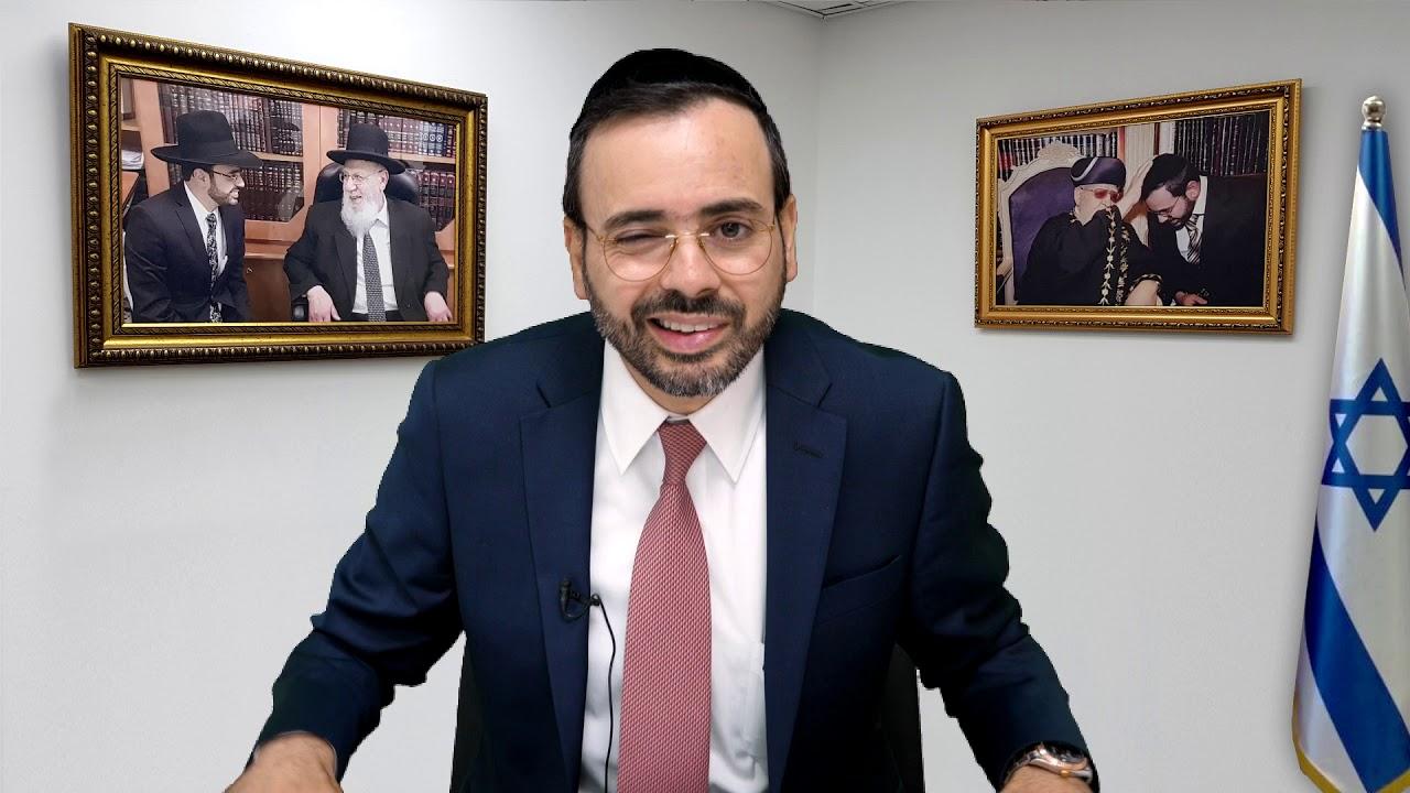 הרב אוריאל בוסו - ערב שמחת תורה