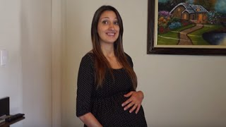 PREGNANT WOMAN GIVES BIRTH DURING MAGIC TRICK oO