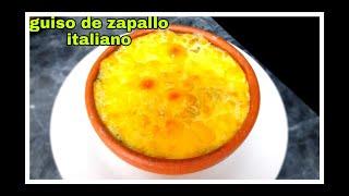 * RECETA: GUISO DE ZAPALLO ITALIANO // budín de zapallo // FACIL Y RICO TALLERES DE COCINA CON PAOLA
