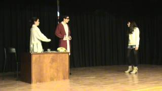 DRAMA 4t ESO A THE HUMAN HEART - IV