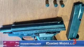 Полиция Черноморска задержала подозреваемого в разбойном нападении