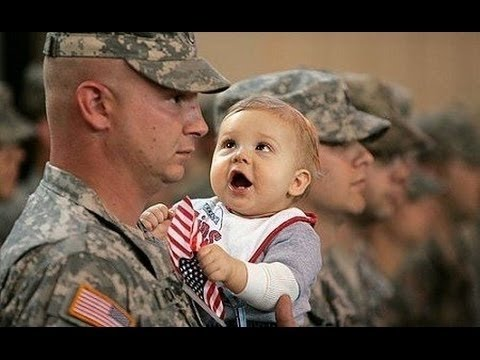 Adorable Babies's Reaction Daddy Comes Home Videos Compilati
