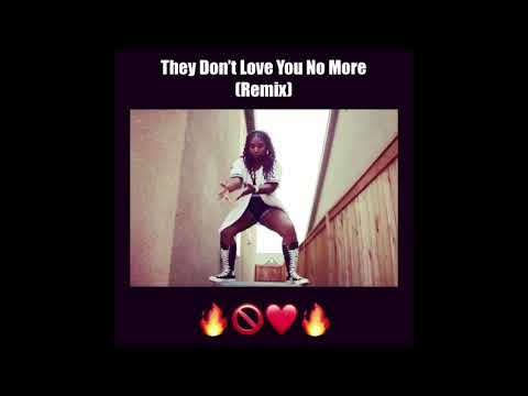 Female Rapper Kills DJ Khaled They Don't Love You No More Remix!!