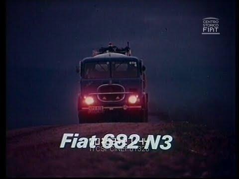 AD FIAT 682 N3 (camion) \ 1962-66 \ Ita V-