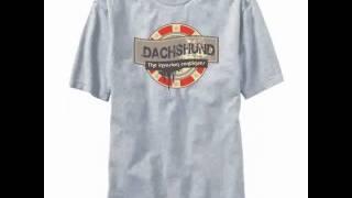 T-shirt Dachshunds