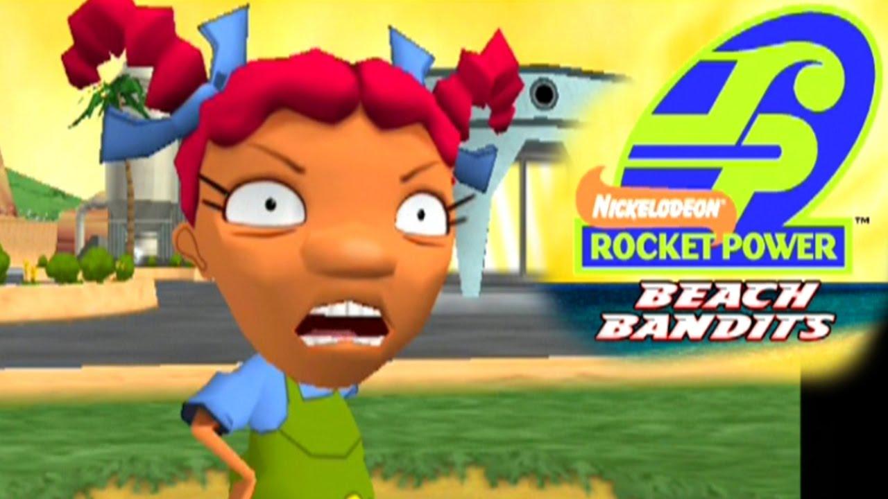rocket power beach bandits ps2 youtube