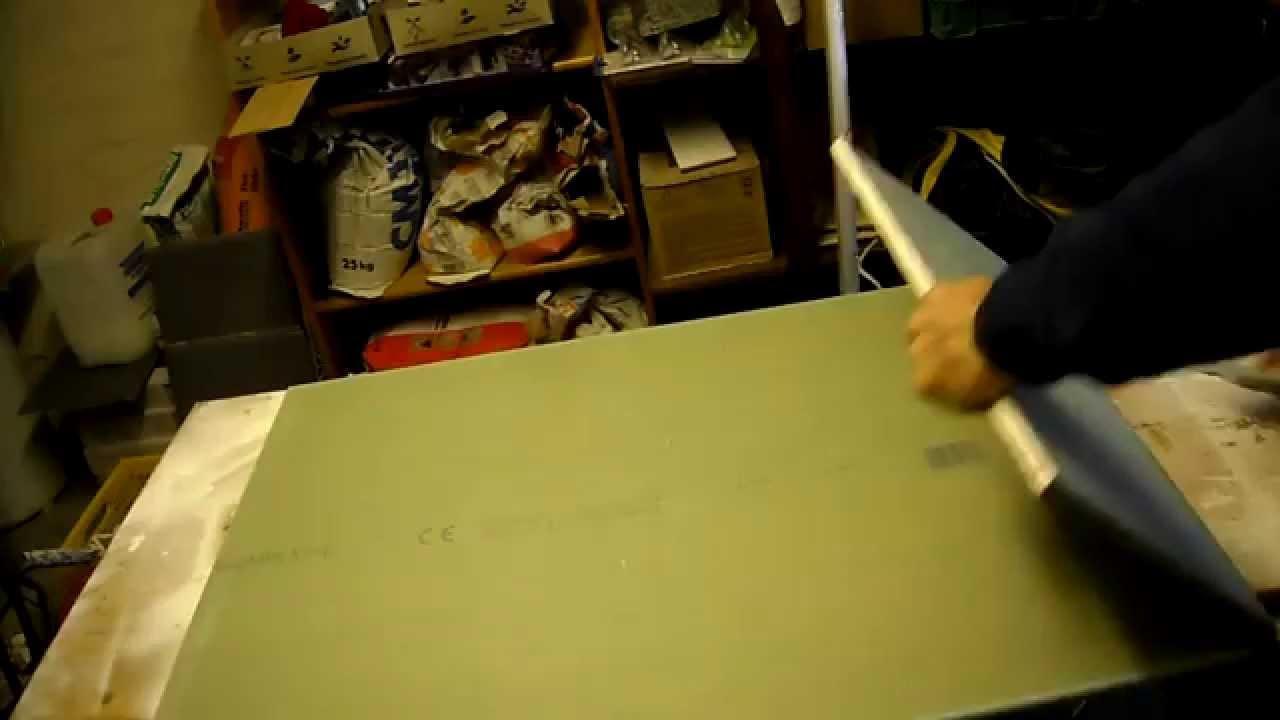 Diy Gipskarton Rigipsplatte Schneiden Geht Ganz Einfach Youtube