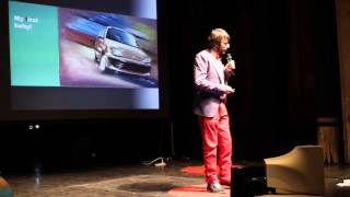 Becoming a car designer has been an act of love | Luciano Bove | TEDxCrocetta