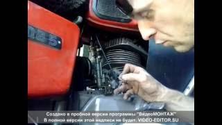 настройка карбюратора,Регулировка карбюратора К 65,Carburetor