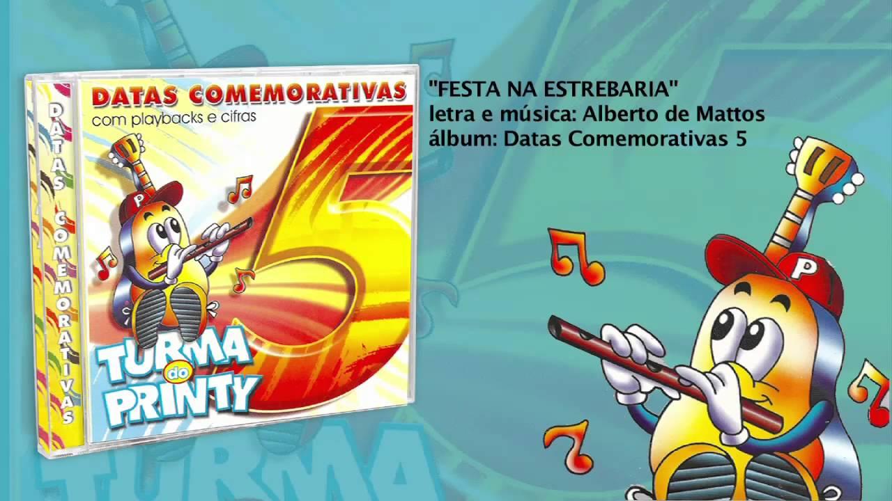musicas da turma do printy gratis