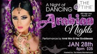 Arabian Nights Event by Tia Maria
