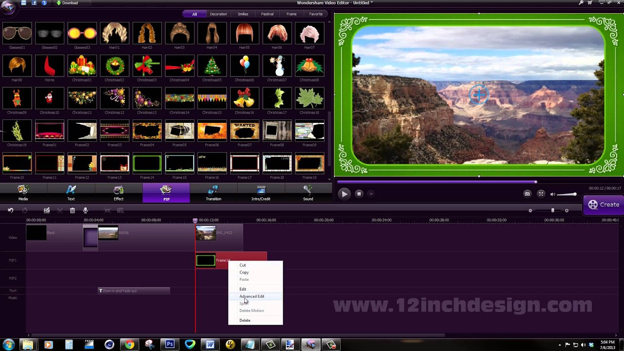 www.wondershare video editor