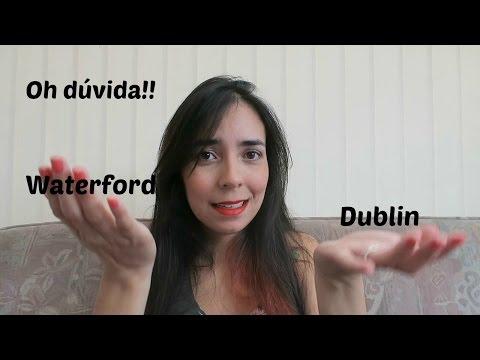 ALUGUEL EM WATERFORD X DUBLIN + NOVIDADE NO CANAL