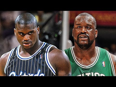 Shaquille O'Neal's BEST Dunk Each Year In The NBA! (1992-2011 Seasons)